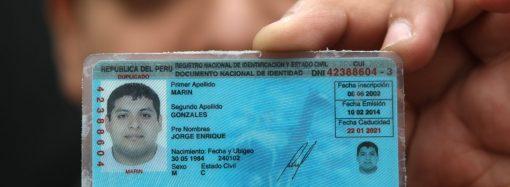 Reniec: ciudadanos podrán votar con DNI caducado en elecciones 2020